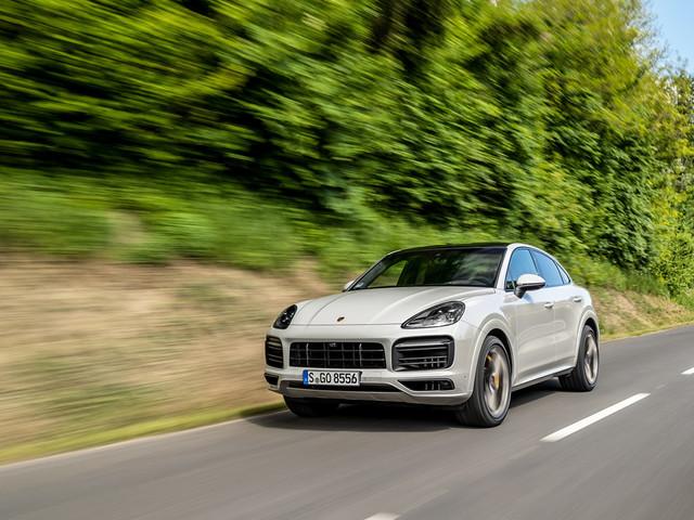 Porsche Cayenne Coupé : les photos de notre essai