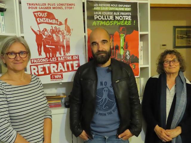 Municipales 2020. Le NPA de Louviers sans liste et sans consigne de vote