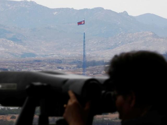 Corée du Nord: un homme fait défection à la nage vers le Sud
