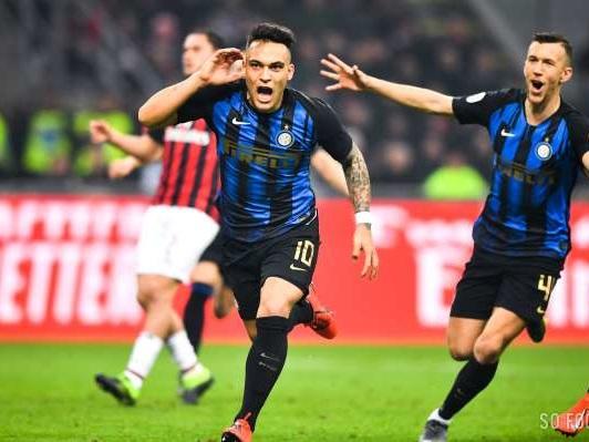 L'Inter harponne le derby milanais