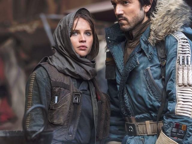 """""""Rogue One: A Star Wars Story"""" a failli se conclure par un mariage"""