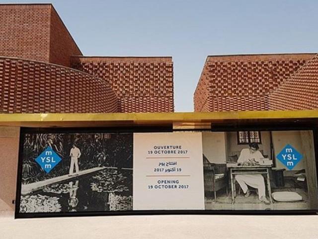 EXCLUSIF. Découvrez le nouveau musée Yves Saint Laurent à Marrakech