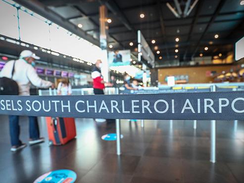 Coronavirus en Belgique: un centre de dépistage va ouvrir au coeur de l'aéroport de Charleroi
