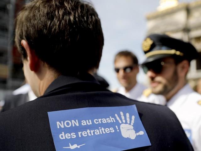 Succès mitigé de la manifestation contre la réforme des retraites