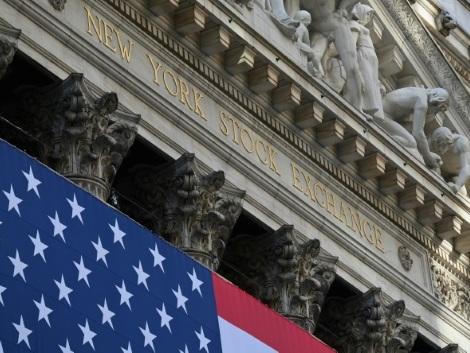 Wall Street clôt sur des records une turbulente première semaine 2021