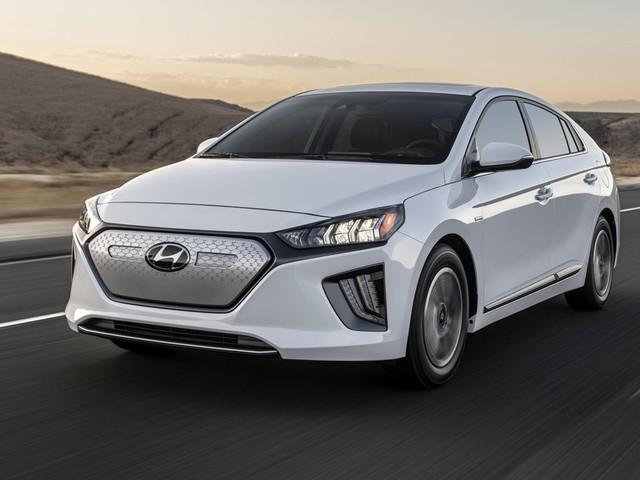 La gamme Hyundai IONIQ 2020 se modernise joliment