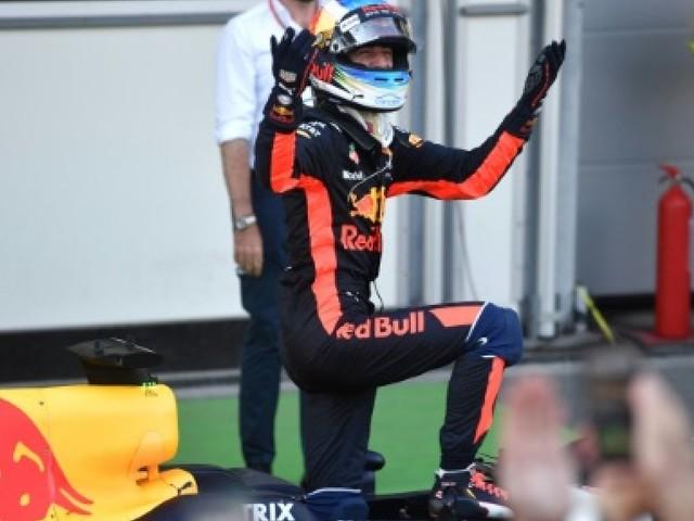 GP d'Azerbaïdjan: victoire de Ricciardo (Red Bull), tension Vettel/Hamilton
