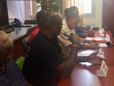 Martinique: crise du BTP