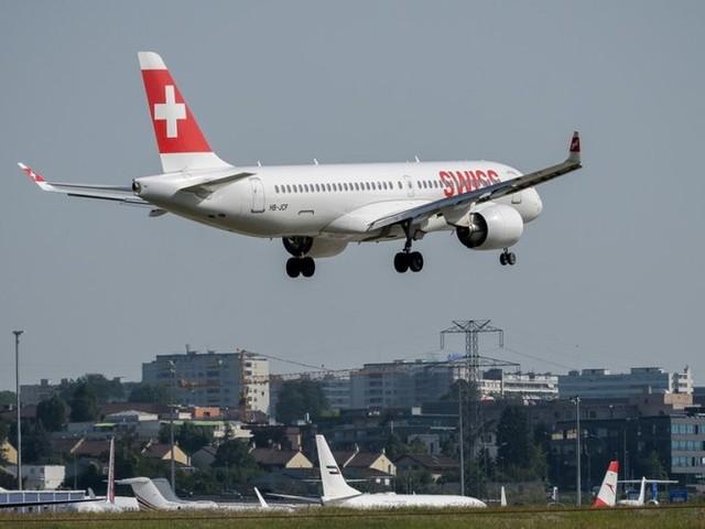 Les Airbus A220 de la compagnie Swiss immobilisés pour des problèmes de moteur