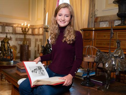 La princesse Elisabeth fête son 18e anniversaire: retour sur un destin tout tracé
