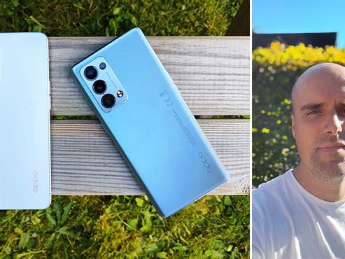 Les tests de Mathieu: vous aimez (vous) filmer ? Les smartphones Reno6 d'Oppo vont vous plaire…