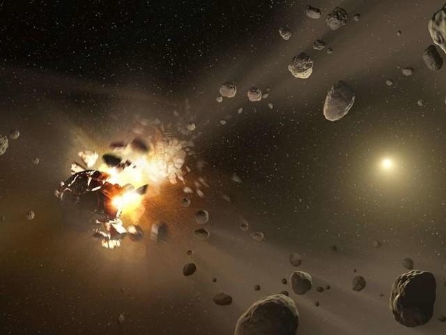 Astéroïdes, débris spatiaux... : face aux dangers de l'espace, quelles parades ?