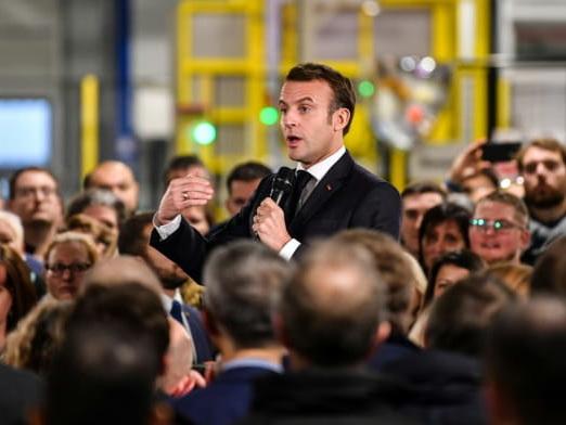 Moisson d'investissements pour Macron et le gouvernement qui accueillent 200patrons du monde entier