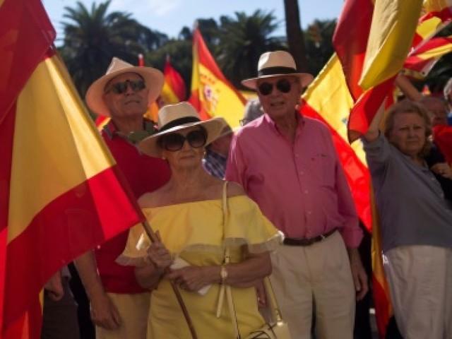 Dépit, inquiétudes et incompréhension en Espagne face au séparatisme catalan