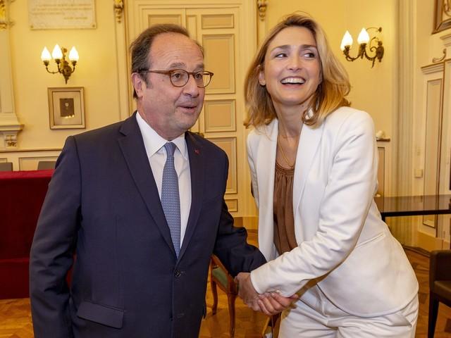 François Hollande infidèle ? Julie Gayet a une belle attention pour lui
