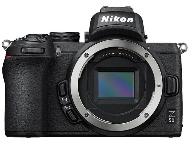 Nikon Z50 : premier hybride Z APS-C
