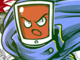 [Article] KUNAI, un metroidvania tout en pixel art aux contrôles d'un robot-ninja