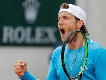 """Roland-Garros: Pouille """"solide"""", Garcia """"avec les moyens du bord"""""""