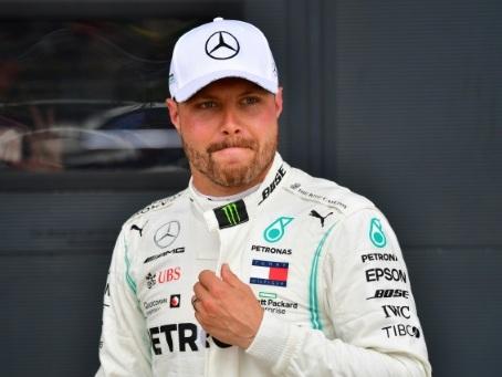 GP de F1 de Grande-Bretagne: Bottas prive Hamilton d'une pole à domicile