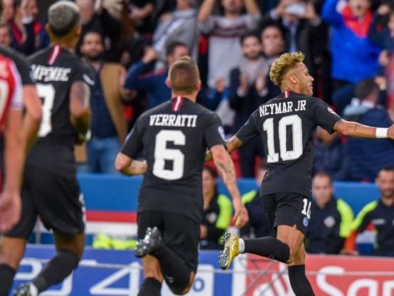 Ligue des Champions – Groupe C : Neymar et le PSG écrasent l'Etoile Rouge Belgrade