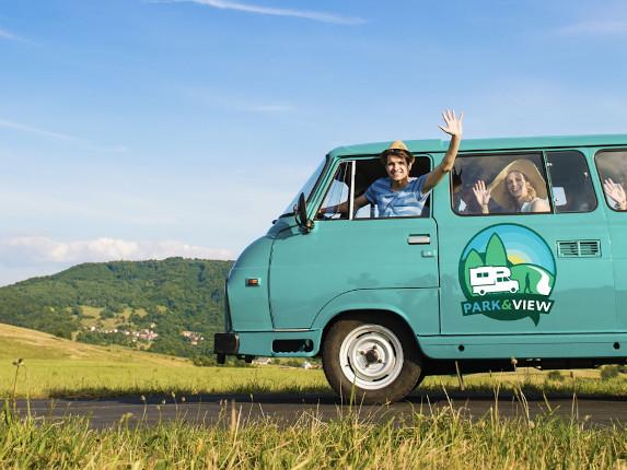 Avec Park and View, faites de vos pauses les plus beaux moments de votre road trip !