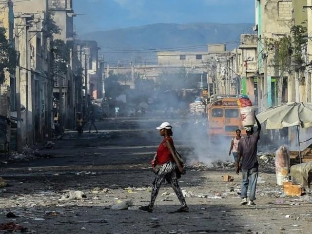 Haïti: un gang kidnappe 17missionnaires américains à Port-au-Prince