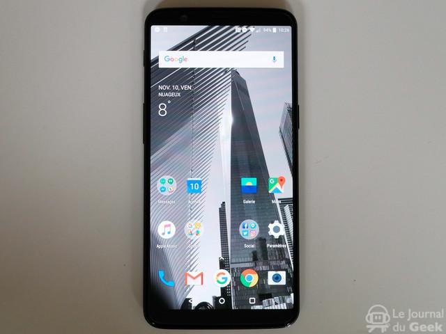 Test : OnePlus 5T, la nouvelle référence qualité/prix