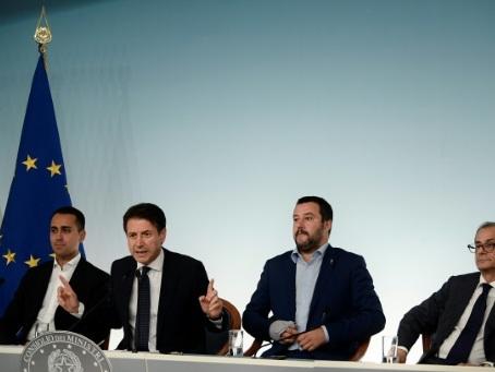 Le gouvernement italien s'accorde sur le budget 2019 présenté à l'UE
