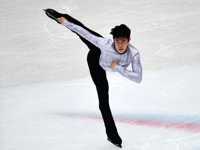 Artistique: Nathan Chen prend solidement les commandes en finale du Grand Prix