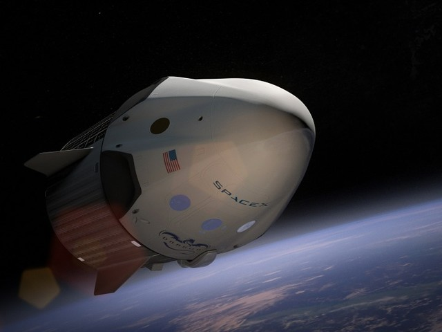 SpaceX va envoyer 4 touristes dans l'espace en 2021