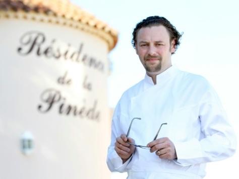 Le Gault et Millau désigne son chef de l'année: Arnaud Donckele