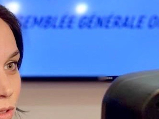 Nathalie Péchalat «officialise» sa grossesse à Monaco (photo)