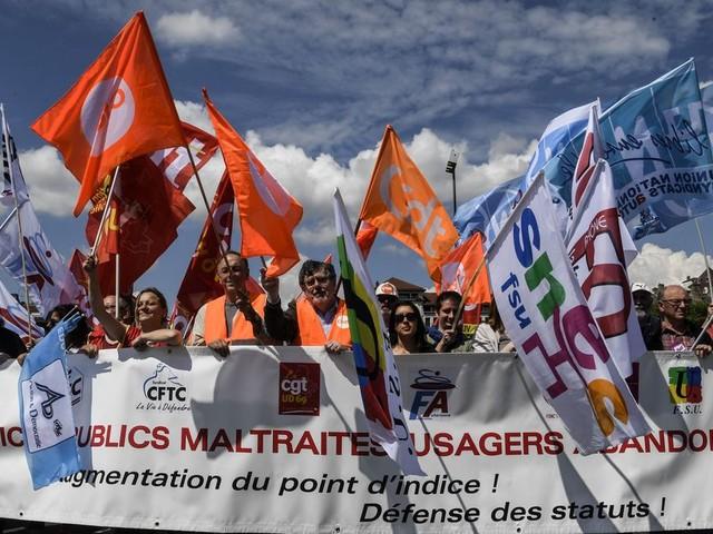 Réforme des retraites: de la CGT à la CFDT un front syndical uni appelle à la mobilisation le 17 décembre