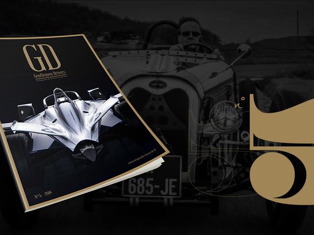 Gentlemen Drivers: découvrez le 5ème numéro du magazine du Groupe Europe Auto