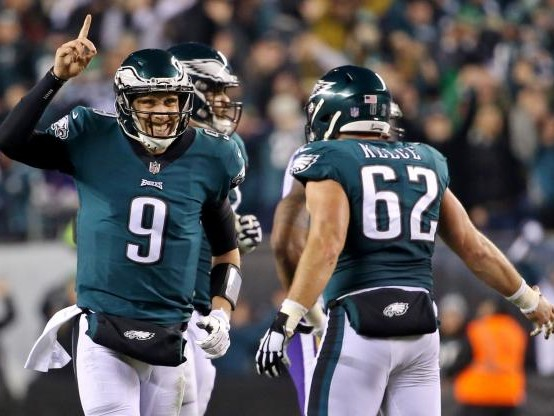 Foot US - NFL - Les Philadelphia Eagles rejoignent les New England Patriots au Super Bowl