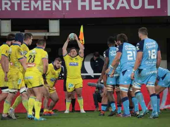 Rugby - Top 14 - ASM - Fin de saison pour le talonneur Reinach Venter, arrivé comme joker médical à Clermont