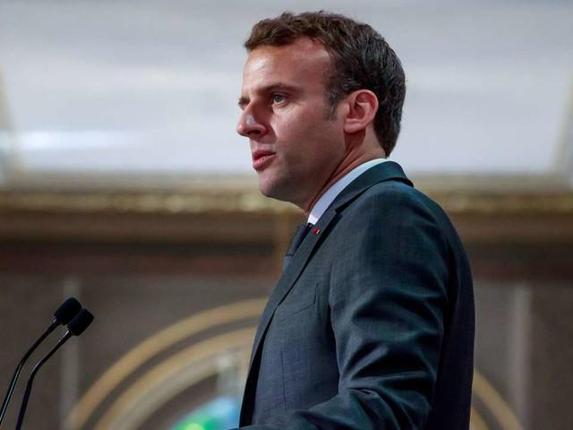 Suivez en direct l'intervention d'Emmanuel Macron en conclusion du grand débat national