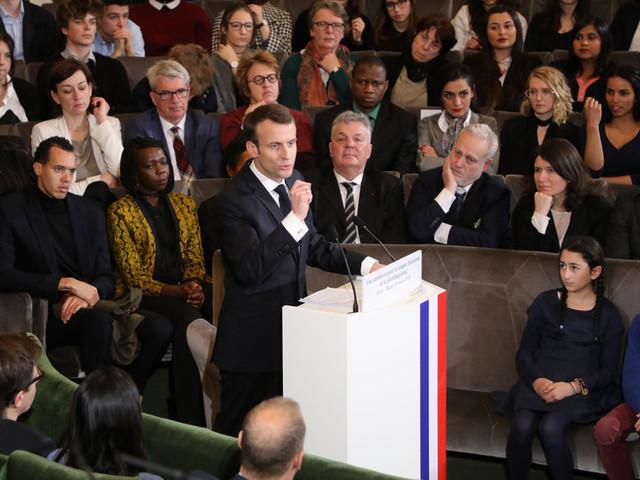 France: Gillets jaunes, ce que dira Emmanuel Macron aux français
