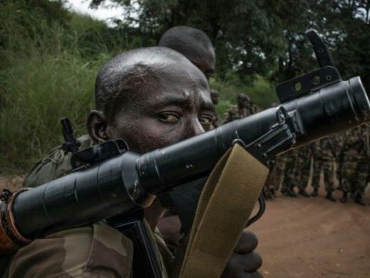 Bouar, creuset d'une armée centrafricaine qui tente de se reconstruire