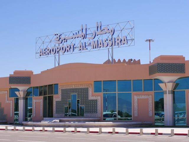 L'aéroport Agadir-Al Massira a franchi le cap d'un million de passagers en septembre 2019