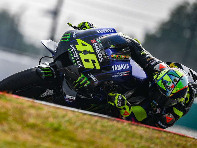 MotoGP: Valentino Rossi n'ira pas chez Yamaha-SRT juste pour une tournée d'adieu