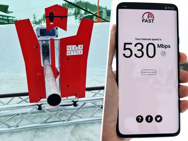 Ces deux gros avantages de la 5G par rapport à la 4G permettent… des batailles à distance de robots des neiges (vidéo)