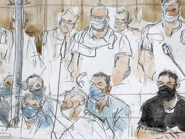 Au procès du 13-Novembre, le récit de l'horreur au Bataclan
