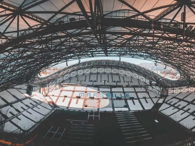 L'Orange Vélodrome accueille le premier match en VR grâce à la 5G