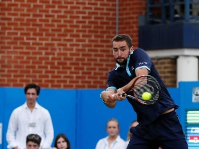 Tennis: Marin Cilic se hisse à la 6e place mondiale