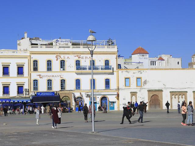 """""""Mogador Street Music"""", des concerts de musique de rue en plein coeur d'Essaouira"""