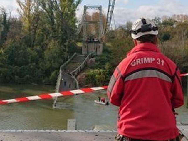 Le pont de Mirepoix-sur-Tarn ne présentait pas d'inquiétude particulière