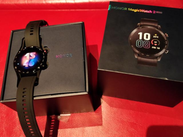 Honor annonce l'arrivée de la Magic Watch 2 en France