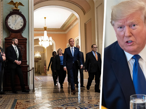 Le procès en destitution de Donald Trump débute aux USA: tout ce qu'il faut savoir sur la procédure