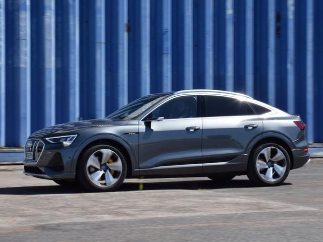 Audi e-tron Sportback : obsolescence programmée